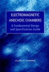 Electromagnetic Anechoic Chambers: A Fundamental Design and Specification Guide (0471208108) cover image