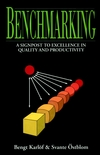 Benchmarking: A Signpost to Excellence in Quality and Productivity (0471941808) cover image