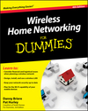 Wireless Home Networking For Dummies, 4th Edition (1118001508) cover image