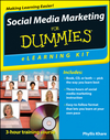 Social Media Marketing eLearning Kit For Dummies (1118034708) cover image