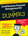 Small Business Financial Management Kit For Dummies (1118051408) cover image