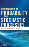 thumbnail image: Introduction to Probability and Stochastic Processes with Applications