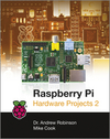 Raspberry Pi Hardware Projects 2 (1118588908) cover image