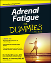 Adrenal Fatigue For Dummies (1118615808) cover image