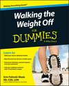 Walking the Weight Off For Dummies (1119002508) cover image