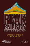 Peak Energy: Myth or Reality? (1119301408) cover image