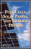 Fuel Cells, Solar Panels, and Storage Devices: Materials and Methods (1119480108) cover image