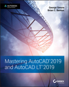 Mastering AutoCAD 2019 and AutoCAD LT 2019 (1119495008) cover image