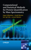thumbnail image: Computational and Statistical Methods for Protein Quantification by Mass Spectrometry