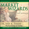 Market Wizards Disc 12: Interview with Dr. Van K. Tharp, The Psychology of Trading (1592802508) cover image