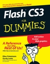 Flash CS3 For Dummies (0470121009) cover image