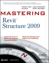 Mastering Revit Structure 2009 (0470384409) cover image