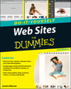 Web Sites Do-It-Yourself For Dummies, 2nd Edition