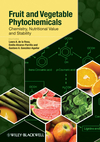 Fruit and Vegetable Phytochemicals: Chemistry, Nutritional Value and Stability  (0813803209) cover image