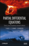 thumbnail image: Partial Differential Equations: Theory and Completely Solved...