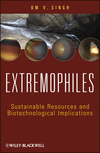 Extremophiles: Sustainable Resources and Biotechnological Implications (1118103009) cover image