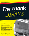 The Titanic For Dummies (1118206509) cover image