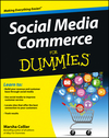 Social Media Commerce For Dummies (1118461509) cover image