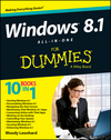 Windows 8.1 All-in-One For Dummies (1118821009) cover image