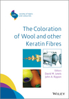 The Coloration of Wool and Other Keratin Fibres (1119962609) cover image