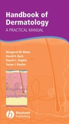 Handbook of Dermatology: A Practical Manual (1405181109) cover image