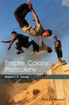 Empire, Colony, Postcolony (1405193409) cover image