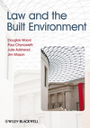 Law and the Built Environment (1405197609) cover image