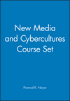 New Media and Cybercultures Course Set (1444323709) cover image