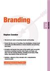 Branding: Marketing 04.08 (1841124109) cover image