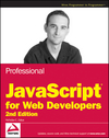 Professional JavaScript for Web Developers, 2nd Edition (047022780X) cover image