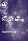 Computational Design Thinking: Computation Design Thinking (047066570X) cover image