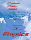 Physics: AP Student Study Guide, 6th Edition (047126850X) cover image