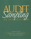 Audit Sampling: An Introduction to Statistical Sampling in Auditing, 5th Edition (047137590X) cover image