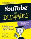 YouTube For Dummies (111805170X) cover image