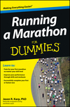 Running a Marathon For Dummies (111843210X) cover image