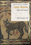 Early Rome: Myth and Society (111908380X) cover image