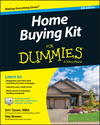 Home Buying Kit For Dummies, 6th Edition (111919170X) cover image