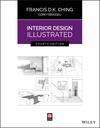 Interior Design Illustrated, 4th Edition (111937720X) cover image