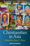 Christianities in Asia (140516090X) cover image