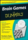 Brain Games For Dummies (0470444010) cover image