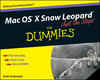 Mac OS X Snow Leopard Just the Steps For Dummies (0470554010) cover image