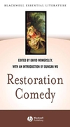 Restoration Comedy (0470756810) cover image