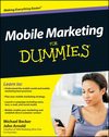 Mobile Marketing For Dummies (0470929510) cover image