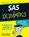 SAS For Dummies (1118044010) cover image