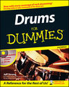 Drums For Dummies, 2nd Edition (1118068610) cover image