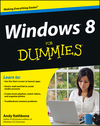 Windows 8 For Dummies (1118238710) cover image