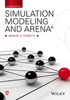 thumbnail image: Simulation Modeling and Arena, 2nd Edition