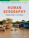 Human Geography: People, Place, and Culture, 11th Edition (1119031710) cover image
