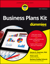 Business Plans Kit For Dummies, 5th Edition (1119245710) cover image