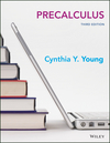 Precalculus, Enhanced eText, 3rd Edition (1119339510) cover image